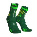 Compressport Racing Socks V3.0 Trail  Sokken Groen