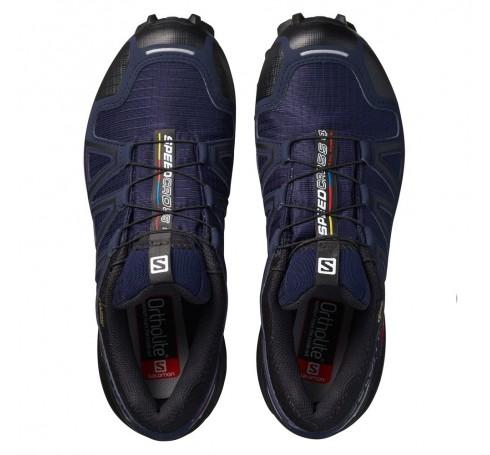 Speedcross 4 Nocturne GTX W Women Shoes Blauw Trailrunshop