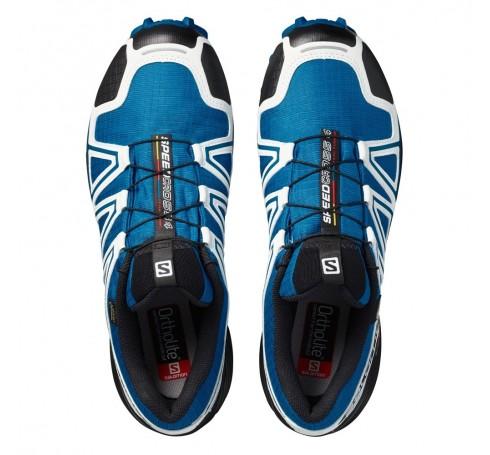 Speedcross 4 GTX M Men Shoes Blauw