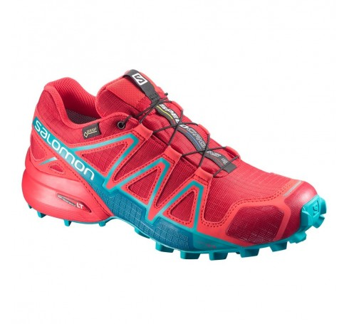 e36832d9194bd Speedcross 4 GTX W Women Shoes Oranje - Trailrunshop
