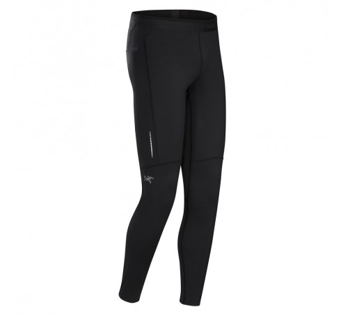 Arc'teryx Accelero Tight M Heren Broeken Zwart