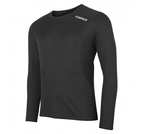 Fusion C3 Sweatshirt Heren Shirts & Tops Zwart