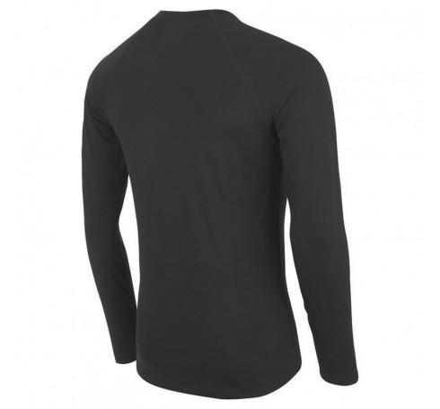 Fusion M C3 Merino LS Heren Shirts & Tops Zwart