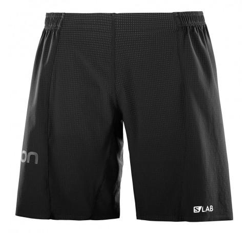 S-LAB Short 9 M Heren Broeken Zwart