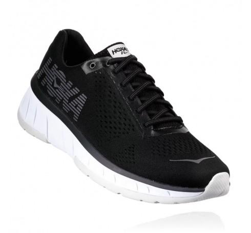 Hoka M Cavu Heren Schoenen Zwart
