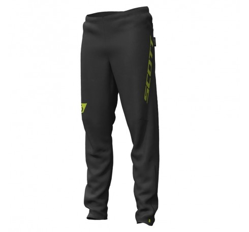 Scott RC Run Pant WP Heren Broeken Zwart
