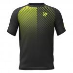 Scott RC Shirt Heren Shirts & Tops Zwart