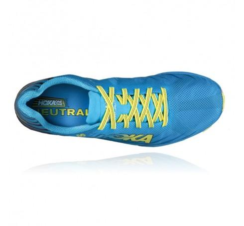Hoka W Evojawz Dames Schoenen Blauw