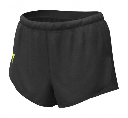 Scott RC Run Women's Split Shorts Dames Broeken Zwart