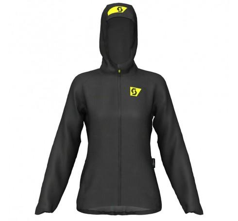 Scott RC Run Women's WP Jacket Dames Jassen Zwart