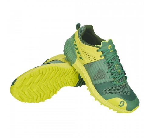 Scott Kinabalu Power Heren Schoenen Groen
