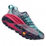 Hoka W Speedgoat 2 Women Shoes Blauw-Roze
