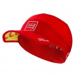Compressport Pro Racing Ultralight Cap  Accessoires Rood