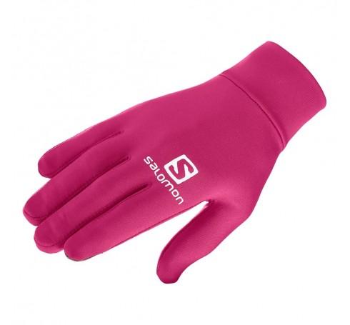 Agile Warm Glove U  Accessoires Roze