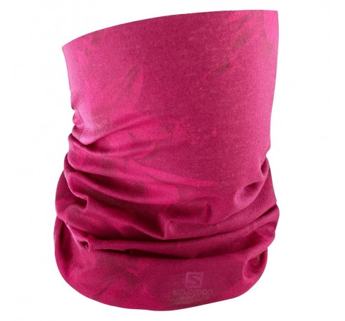 Neck & Head Light Gaitor  Accessoires Roze