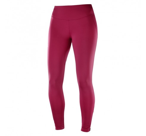 Agile Warm Tight W Dames Broeken Roze
