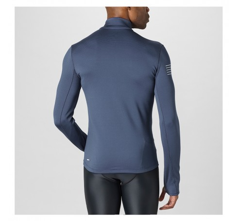 Fast Wing Mid M Heren Shirts & Tops Blauw