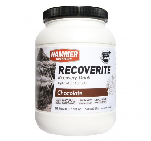 Hammer Recoverite Chocolate 784gr  Trailrunning