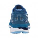 Asics Gel-Nimbus 20 W Dames Schoenen Blauw