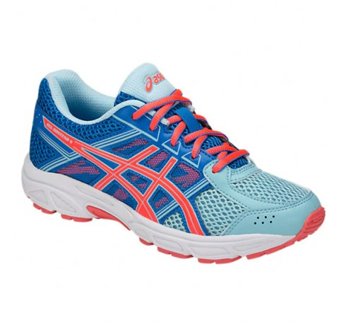 Asics Gel-Contend 4 GS Uni Running Blauw