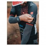 Compressport ArmFORCE Ultralight Uni Accessoires Zwart-grijs