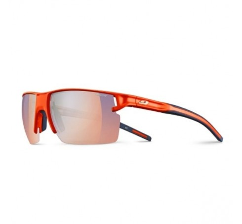 Julbo Outline Fluo Orange Reactiv Uni Trailrunning Oranje