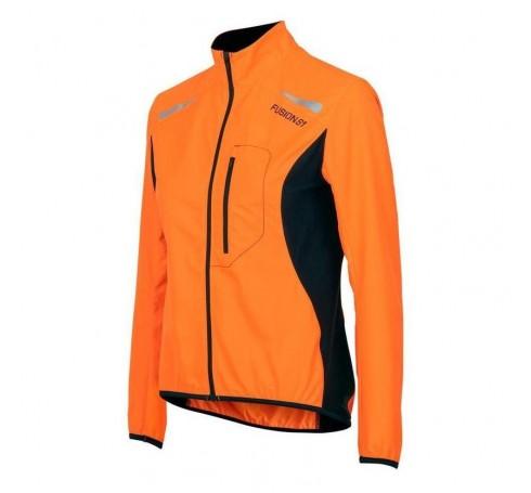 Fusion W S1 Run Jacket Dames Jassen Oranje