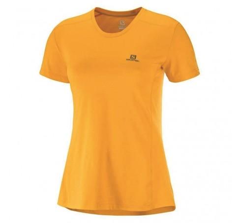 XA Tee W Dames Shirts & Tops Oranje