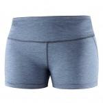 Agile Short Tight W Dames Broeken Blauw