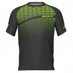 Scott RC Run Shirt Heren Shirts & Tops Zwart
