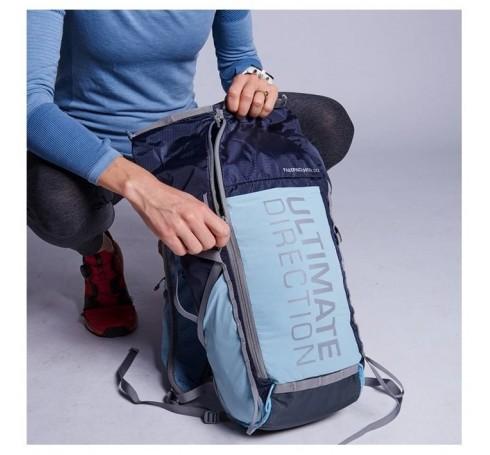 UD FastpackHer 20  Trailrunning Grijs-Blauw