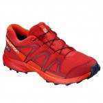 Speedcross CSWP J  Trailrunning Rood