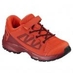 XA Elevate K  Trailrunning Rood-oranje
