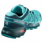 Speedcross Vario 2 W Dames Schoenen Blauw