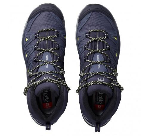 X Ultra 3 MID GTX W Uni Schoenen Blauw