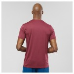 Agile Graphic Tee M Heren Shirts & Tops Rood