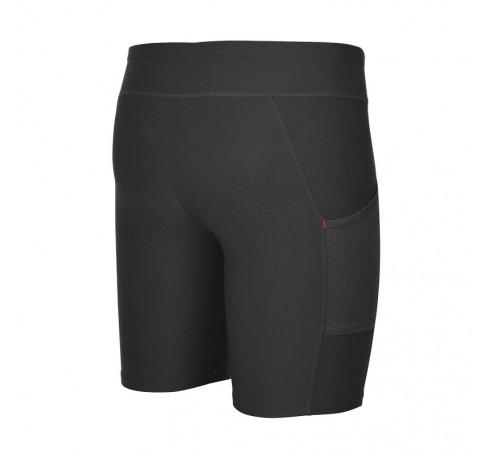 Fusion WMS C3+ Short Training Tight  Dames Broeken Zwart