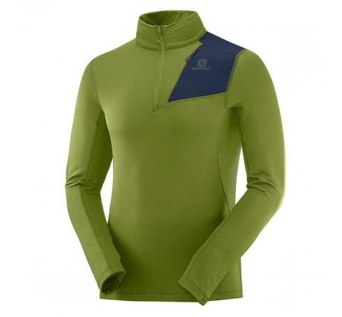 Grid Mid M Heren Shirts & Tops Groen