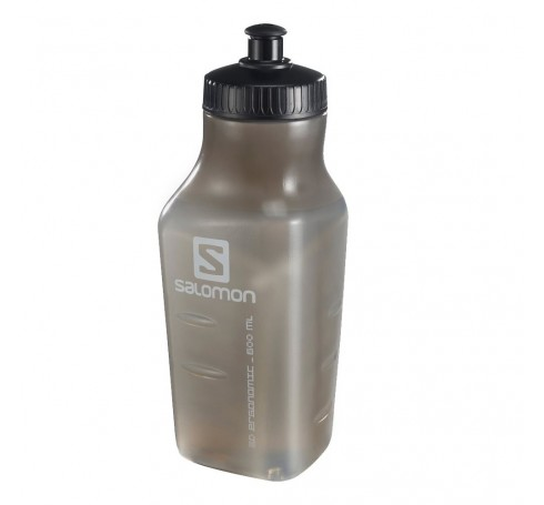 3D Bottle 600ml  Trailrunning Clear