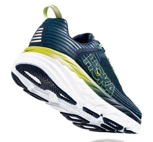 Hoka M Bondi 6 Men Shoes Blauw