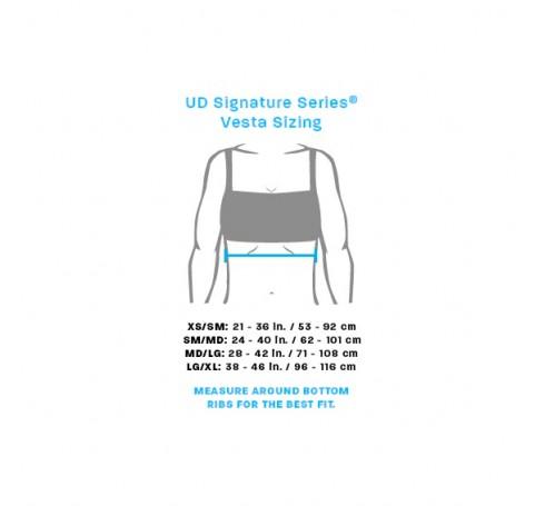 UD Ultra Vesta 5.0  Trailrunning Blauw