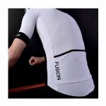 Fusion SLi Hot Cycling Jersey  Heren Shirts & Tops Wit