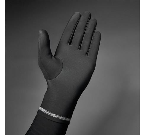 GripGrab Running Basic Winter Glove  Accessoires Zwart