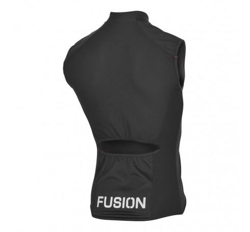 Fusion SLI Cycling Vest Uni Jassen Zwart
