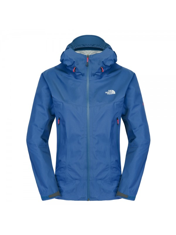 The North Face W Alpine Project JKT Dames Jassen Blauw