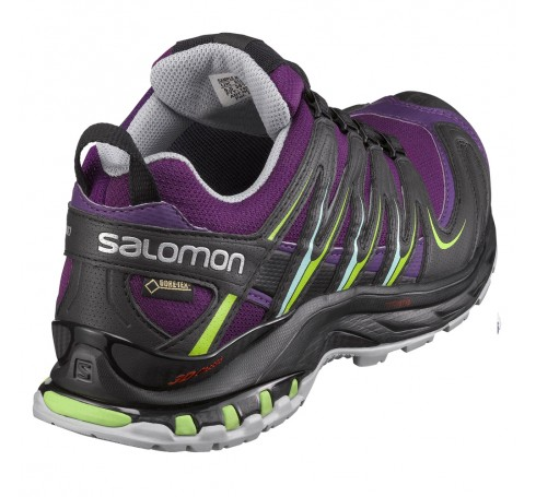 Salomon XA Pro 3D GORE TEX Womens Trail Running Shoes AW15