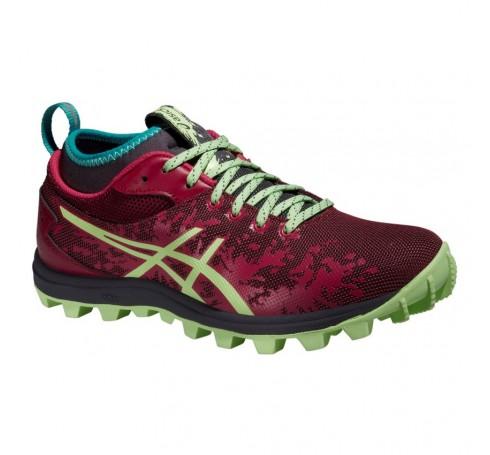 prix le plus bas 88c12 10d24 Asics GEL-Fuji Runnegade W Women Shoes Bordeaux - Trailrunshop