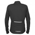 Fusion S2 Run Jacket Heren Jassen Zwart