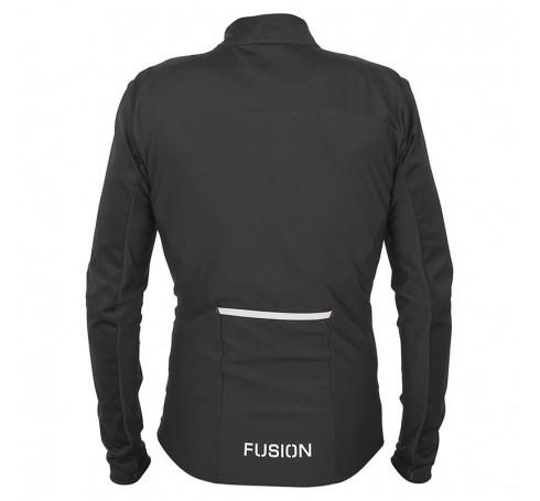 Fusion S2 Run Jacket Heren Jassen Zwart