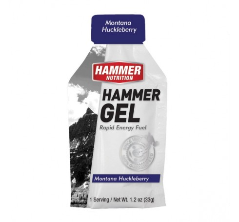 Hammer Gel Montana Huckleberry  Trailrunning